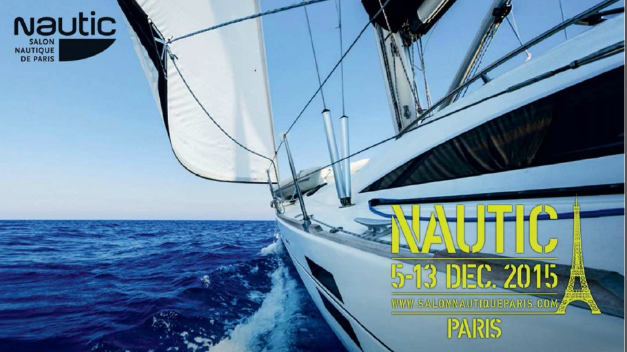 Salon nautique paris audierne plaisance for Salon nautisme paris